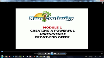 nano cont video Nano Continuity Review & My Nano Continuity Bonus!  