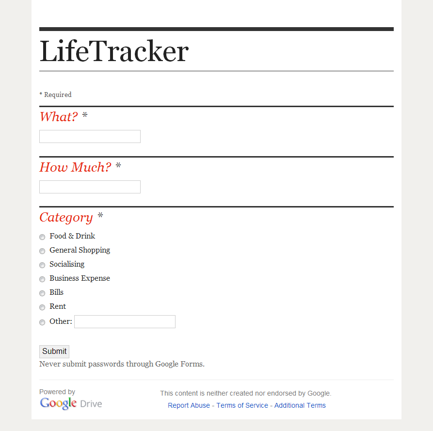 LifeTracker NFC Lifehack: Tracking Your Offline Personal Expenses With An NFC Wallet