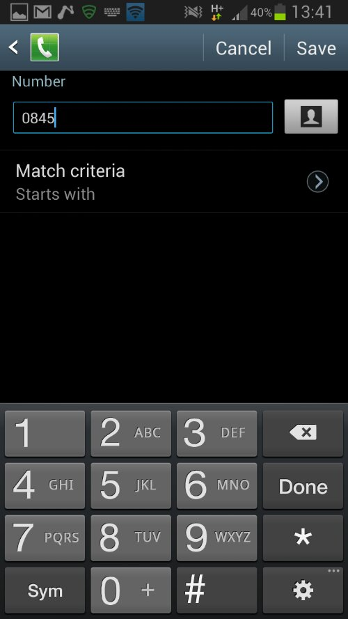 wpid Screenshot 2013 06 04 13 41 37 How to Block 0845 Numbers on a Samsung Galaxy