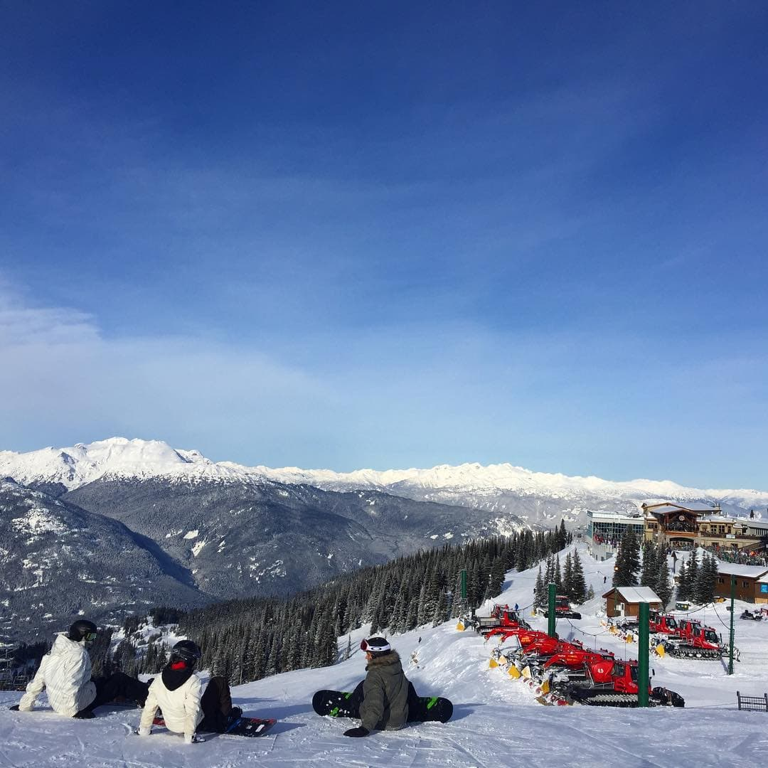 Christmas on Whistler