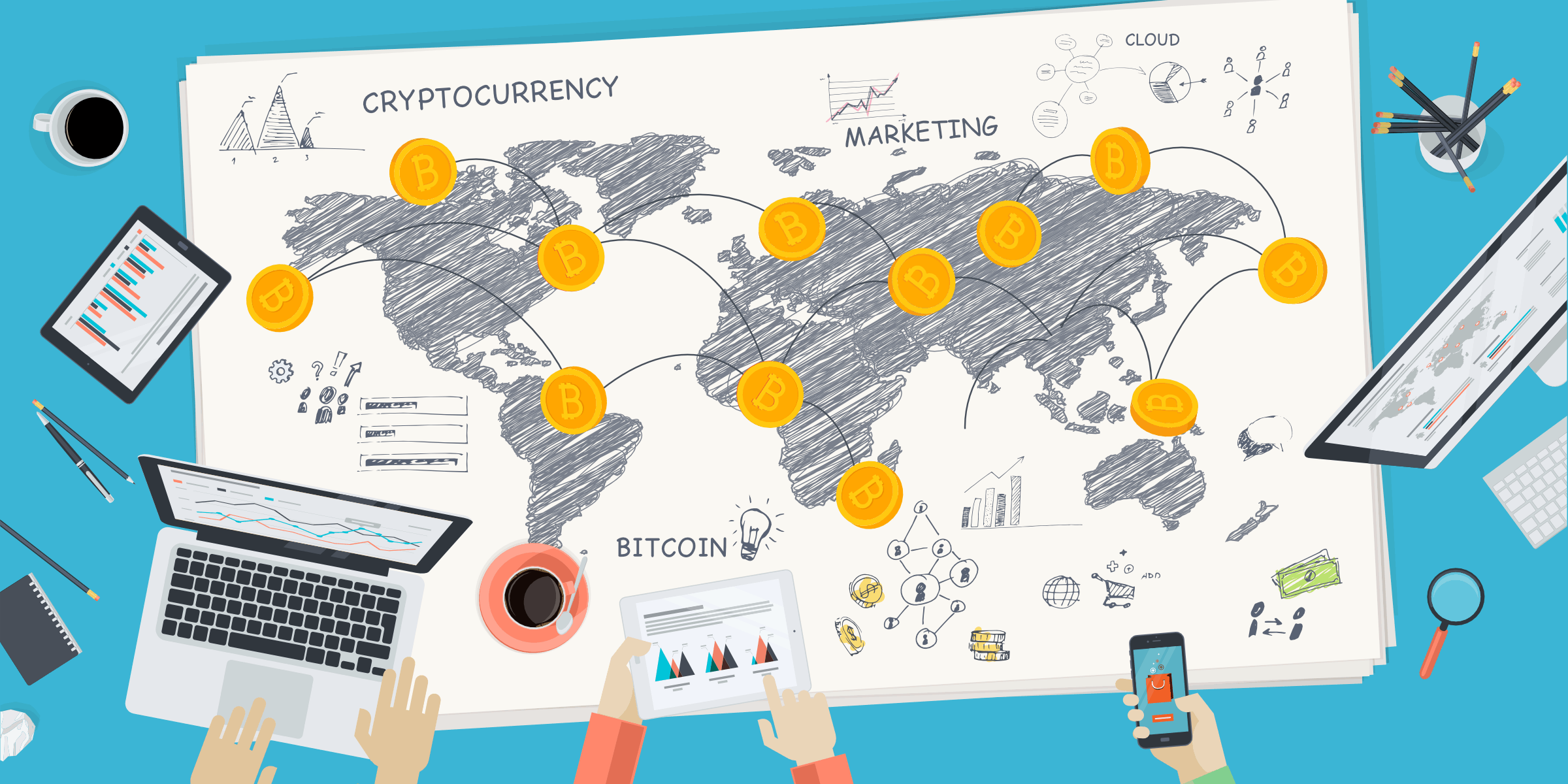 Cryptocurrency Marketing