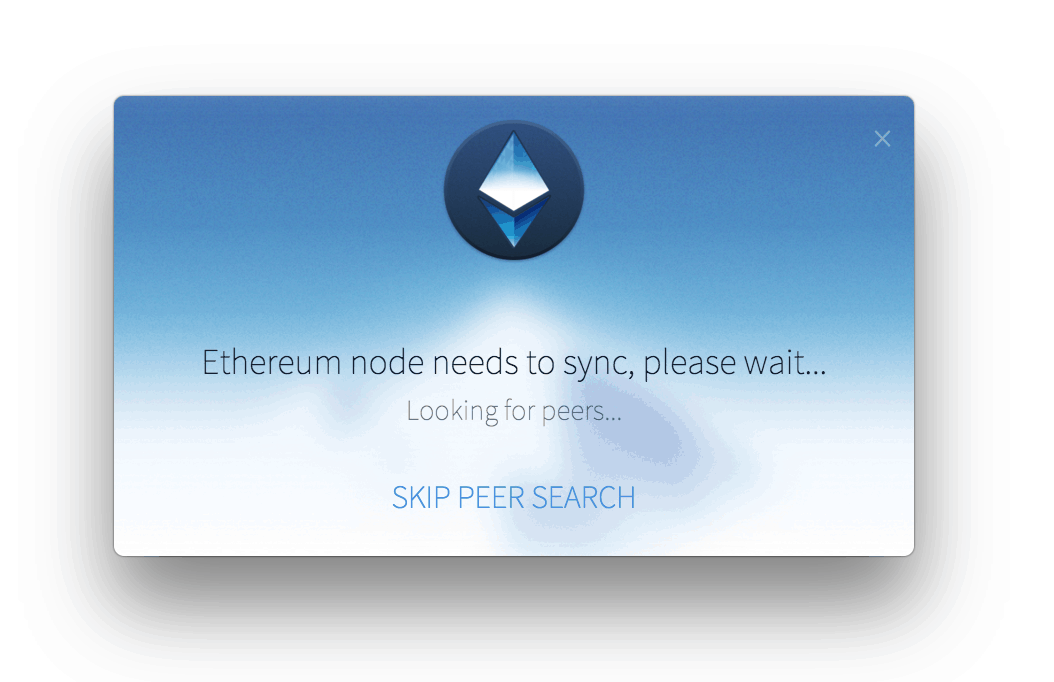 Fix: Ethereum Node Not Finding Peers on OS X